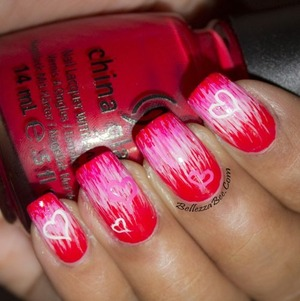 Blog post here: http://www.bellezzabee.com/2014/01/californails-january-nail-art-challenge_28.html