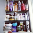 Inside My Bathroom Cabinet