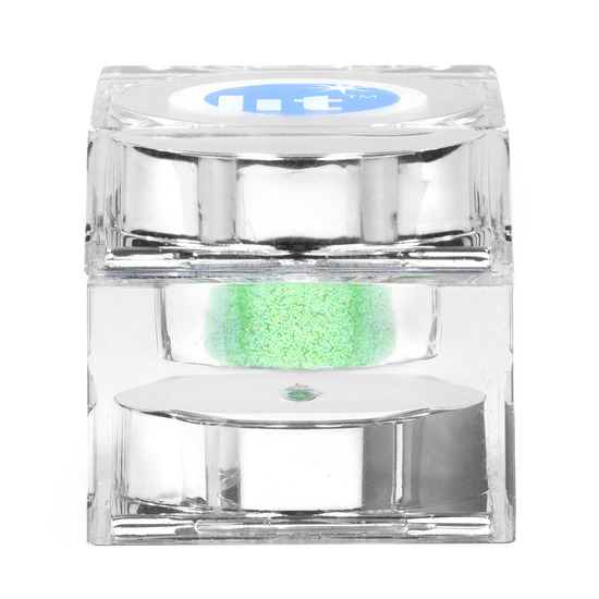 Lit Cosmetics Glitter Pigment Green Machine S3