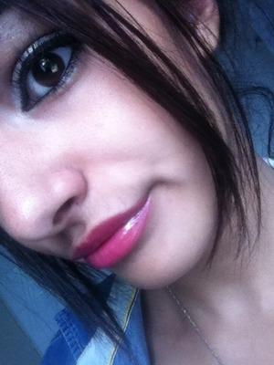 Lipgloss lancome crazy in love