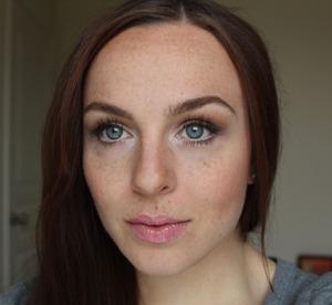 Bigger, Brighter Eyes Using UD Naked Basics
