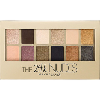 Maybelline The 24K Nudes Eyeshadow Palette