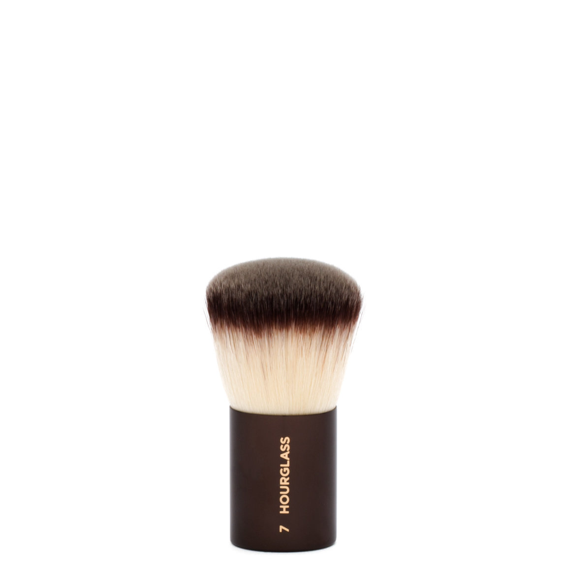Hourglass N° 7 Finishing Brush product smear.