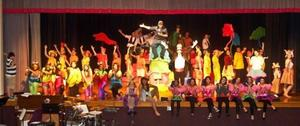 my school's production of suessical the musical!!!!! BEST EVER
