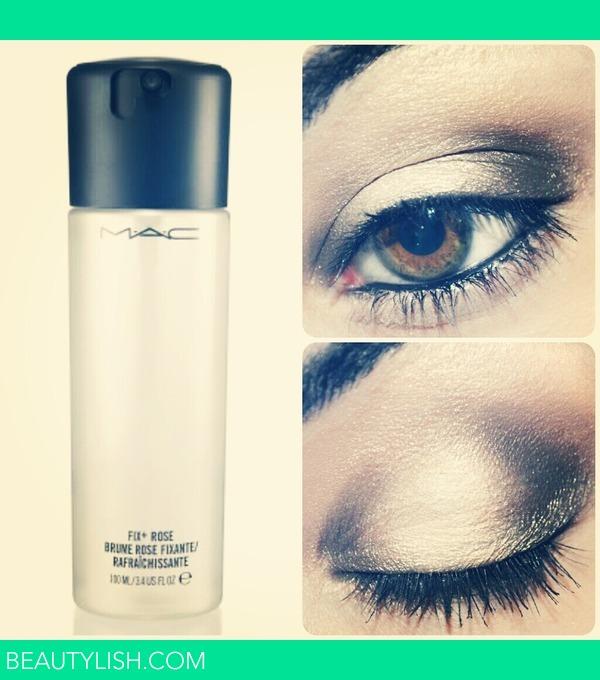 Wet Eyeshadow Technique Vladislava Gs Photo Beautylish