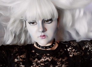 Preview from today's photo shoot.   Makeup: Me Model: Me Photographer: Alexandre Blake