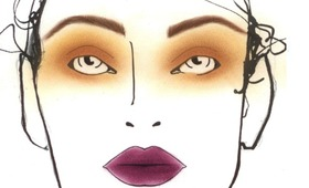 Paris Fashion Week, Fall 2011: MAC at Kenzo