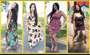 Fashion LookBook Summer 2014 | Outfits Ideas for Curvy Gals