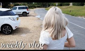 THE MOST IDIOTIC THING I'VE DONE | Weekly Vlog #110