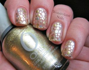 For more info please visit my blog http://wonderland-nails.blogspot.com/2013/06/metallic-dotticure.html