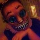 Cheshire Cat Makeup <3