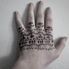 Pen Henna #1