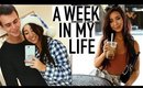 A WEEK IN MY LIFE | Photoshoot BTS, Pays To Be Brave, Influencer Trips
