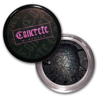 Concrete Minerals Black Metal - Mineral Eyeshadow