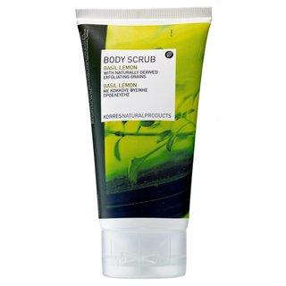 Korres Basil Lemon Body Scrub