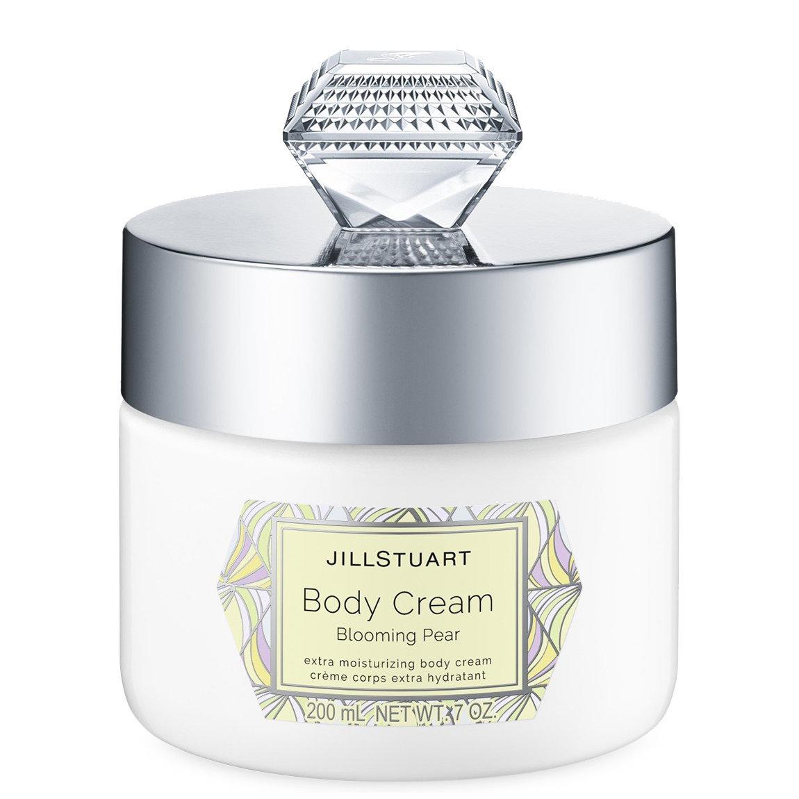 JILL STUART Beauty Body Cream Blooming Pear alternative view 1 - product swatch.