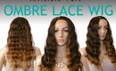 Equal Invisible Part Ombre Lace Wig