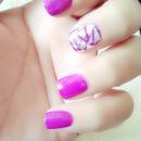 my new nail