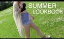 Summer Lookbook feat. Australian Babe
