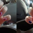 Nail polish testing .