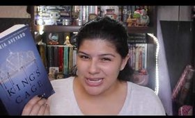 Book Review: Red Queen Series | King's Cage & War Storm Part 2 || Marya Zamora