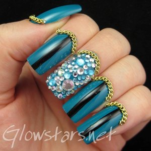 Read the blog post at http://glowstars.net/lacquer-obsession/2014/05/i-wasnt-looking-where-i-was-going-i-fell-into-your-eyes/