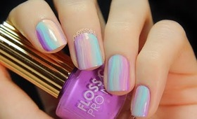 Pastel Color Waves