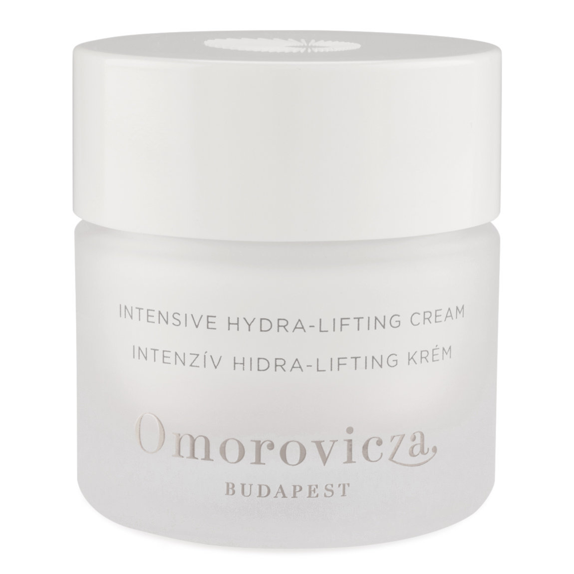Omorovicza Intensive Hydralifting Cream alternative view 1 - product swatch.