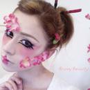 Modern Sakura Geisha