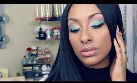 Kat Von D Pastel Goth Palette Tutorial | Mo Makeup Mo Beauty