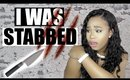 STORYTIME | I GOT STABBED WHEN I WAS A BABY!