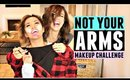 NOT MY ARMS CHALLENGE! With Colleen Ballinger