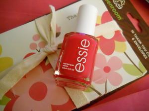 Essie Watermelon Polish
