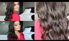 Easy Everyday Waves Hair Tutorial ♡