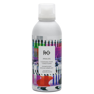 R+Co Analog Cleansing Foam Conditioner