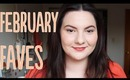 February Favorites (and Un-Favorites) | OliviaMakeupChannel