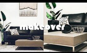 MINIMAL ROOM MAKEOVER + DECORATE WITH ME | Nastazsa