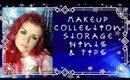 Top Makeup Storage Tips
