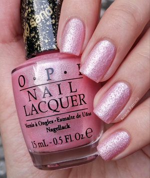 This shade is from the OPI Bond Girls Liquid Sand Collection :)