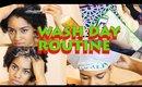 Lazy Natural: Hair wash routine