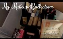 MY MAKEUP COLLECTION.