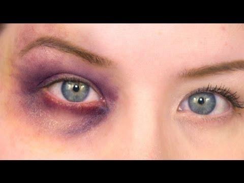 FX MAKEUP SERIES Black Eye goldiestarling Video