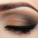 Everyday Smokey Eye (lid)