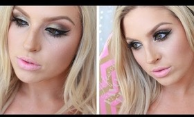 Clubbing Makeup Look! ♡ Too Faced Favorite Things Collab w/ JamaicanMakeupArtist!