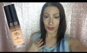 First Impression Milani 2 in 1 Foundation & Concealer Review