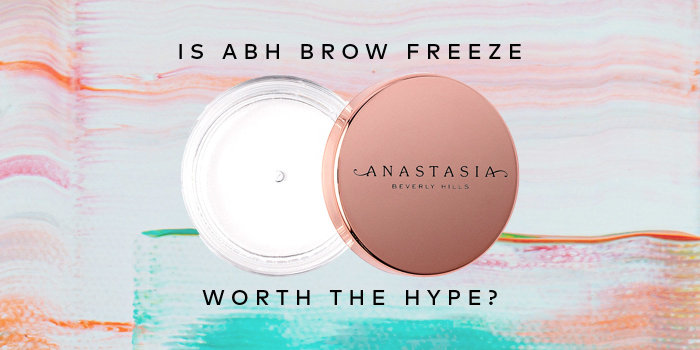 We Tried Anastasia Beverly Hills' Brow Freeze — Read How It Holds Up Here.