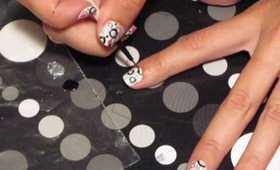 Short Nail Art: Girl Fun Easy Nails