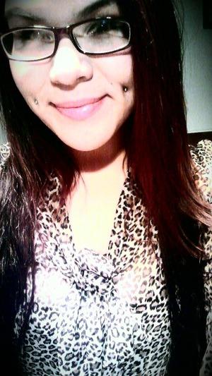 cheetah look.