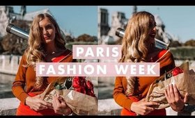 GRWM: Paris Fashion Week