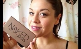 Urban Decay NAKED Basics palette!